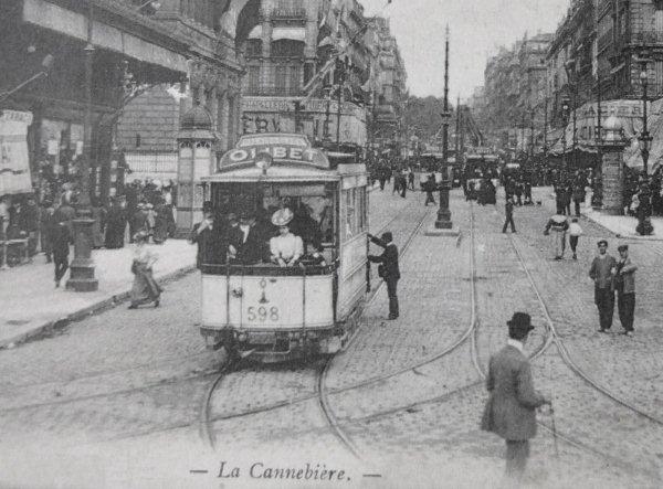 cannebiere 1900